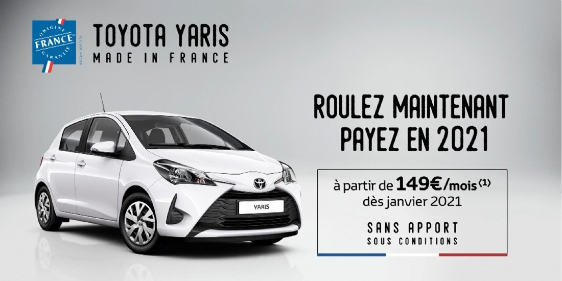 C'est l'heure de la reprise (de parole) pour Toyota