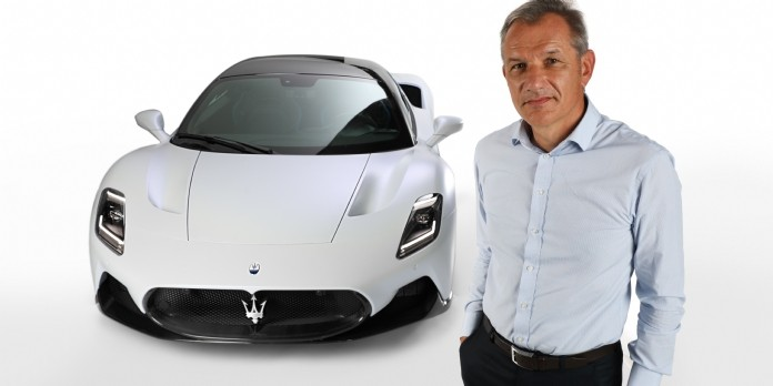 [Trophées Action Co 2020] Bernard Loire (Maserati) orchestre les lancements Maserati