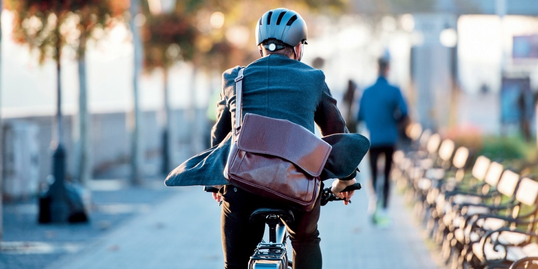 Le 'forfait mobilités durables' s'applique aussi aux vélos