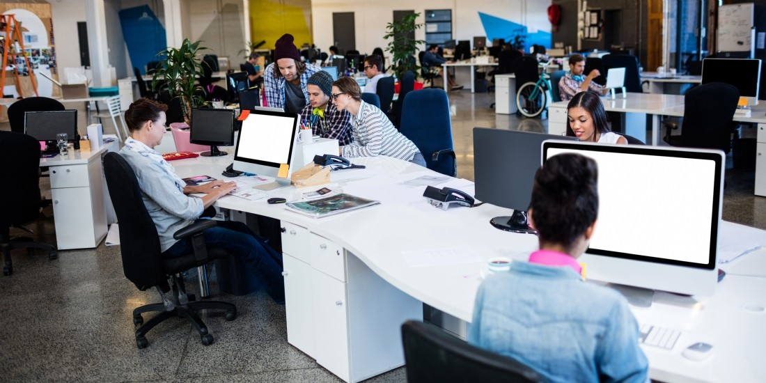 Open-space VS télétravail : quel avenir pour le bureau de demain ?