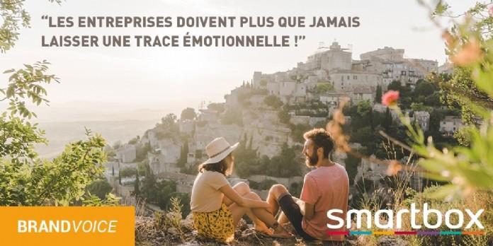 Smartbox, créateur d'émotion