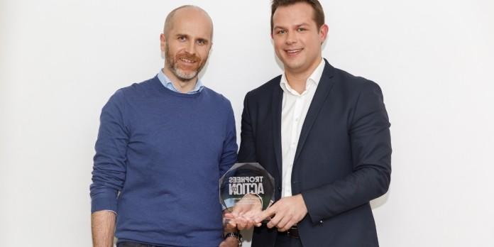 [Trophées Action Co 2020] SalesApps et JCDecaux remportent l'or dans la catégorie Remote Selling