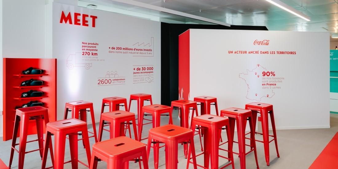 Coca-Cola European Partners élabore sa stratégie commerciale avec ses clients