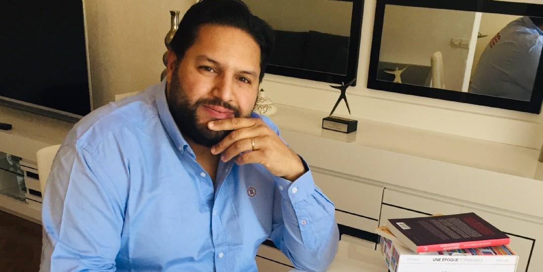 [En confinement avec] Abdel Belaroussi, directeur du réseau commercial de La Mutuelle Générale