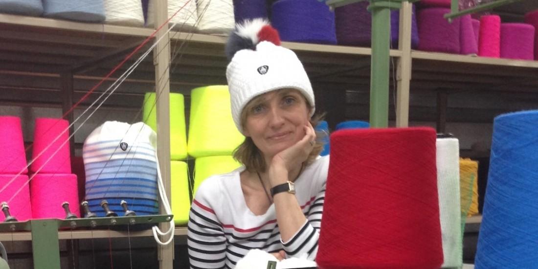 Blanc Bonnet, le bonnet bleu-blanc-rouge