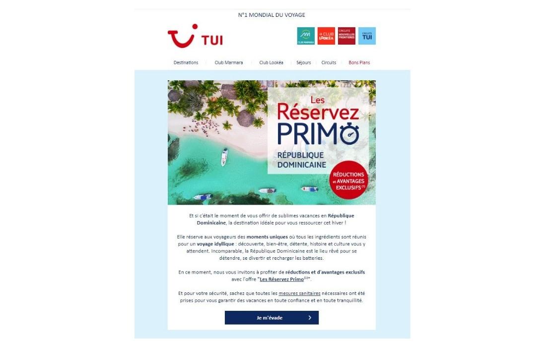 Comment TUI France fait de la relation client sa priorité ?