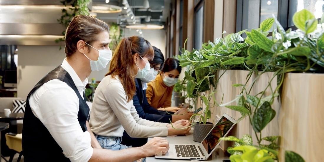 La Covid-19 va-t-elle bouleverser durablement les espaces de travail ?