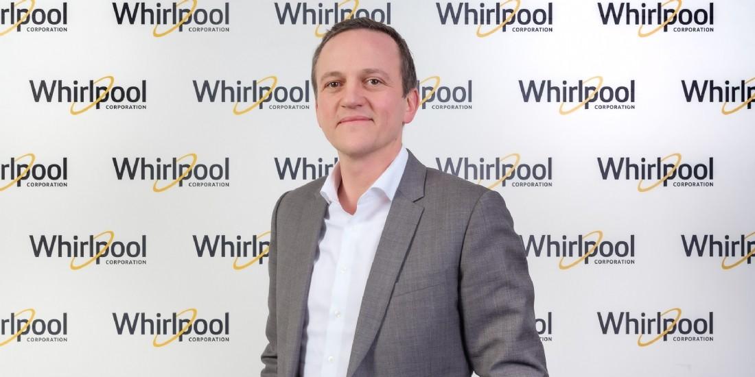 Pierre Duchier devient le nouveau directeur général de Whirpool France