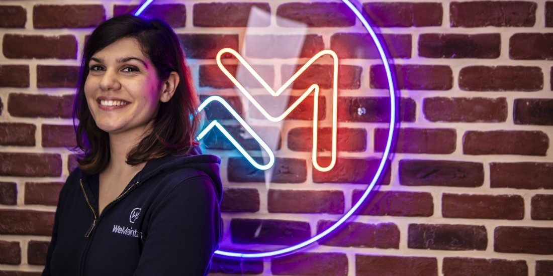 WeMaintain, une start-up qui prend de la hauteur