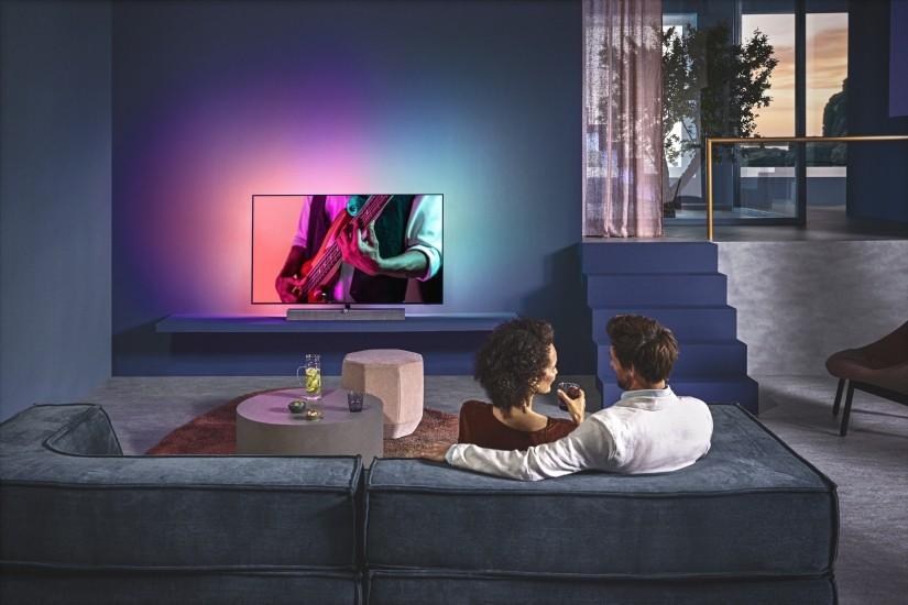 TP Vision accompagne le développement premium de Philips