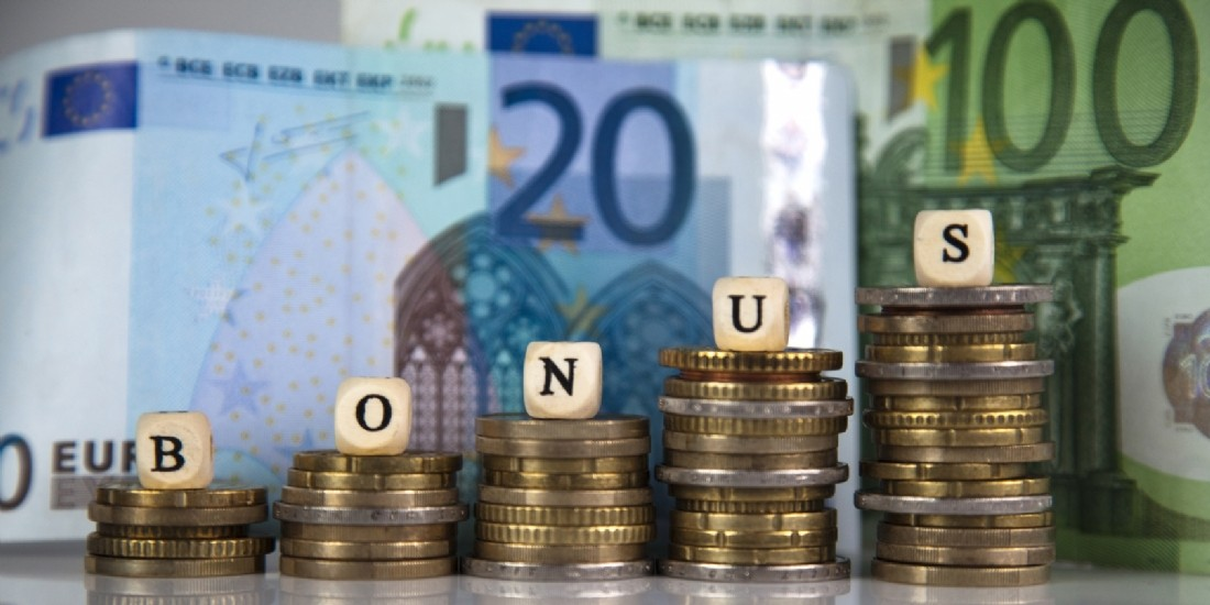 Rémunération variable : un commercial touche en moyenne 3350 euros par an