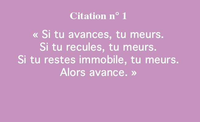 citations de communication