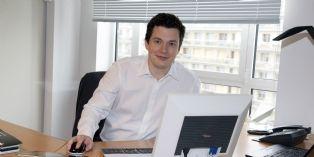 Sébastien Picot, directeur commercial verres France d'Essilor