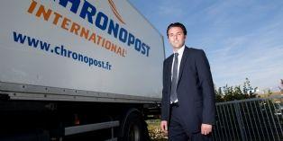 Jean-Gilles Henaut, directeur des ventes chez Chronopost