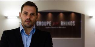 Mathias Poursine, directeur du développement de Rhinos