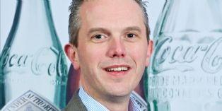 Carl Lescroart, vice-président des forces de vente France de Coca-Cola Entreprise