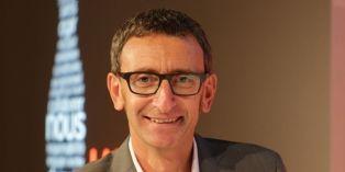 Philippe Lamboley, vice-président des ventes et du service clients Europe de Coca-Cola Entreprise