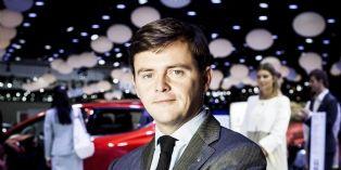 Vincent Després, directeur des ventes flottes de Renault