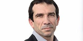 Wilfrid Guerit, directeur de la division Microsoft Business Solutions de Microsoft France