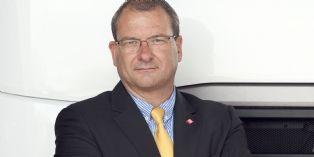 Philippe Gorjux, directeur commercial France de Renault Trucks
