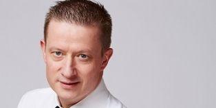 Gérald Jasmin, directeur commercial du Groupe Adecco en France