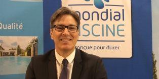 François Thoer, directeur commercial et marketing de Mondial Piscine