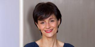 Helena Perez-Isturiz, directeur commercial grande diffusion de Beiersdorf France