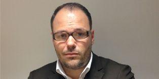 Stéphane Mollon, directeur commercial d'Amplement