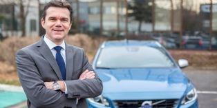 Cyril Châtelet, directeur commercial de Volvo Car France