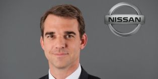 Christophe de Beaumont, directeur des ventes de Nissan West Europe