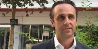 Mathias Dosne, directeur général commercial pour la France de Mondelez International