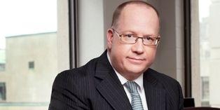 Peter Todd, directeur général d'HEC