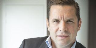 Christophe Ribault, directeur du marché alimentaire d'Heineken Entreprise
