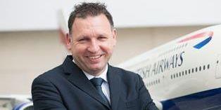 Joerg Tuensmeyer, directeur commercial Europe, Afrique du nord et LATAM de British Airways