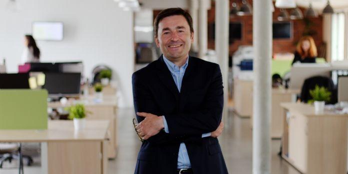 Christian Dayaux, directeur commercial et marketing d'Universign