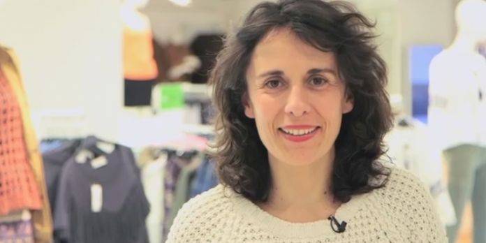 Delphine Medaouri, directrice marketing et ventes de C&A France
