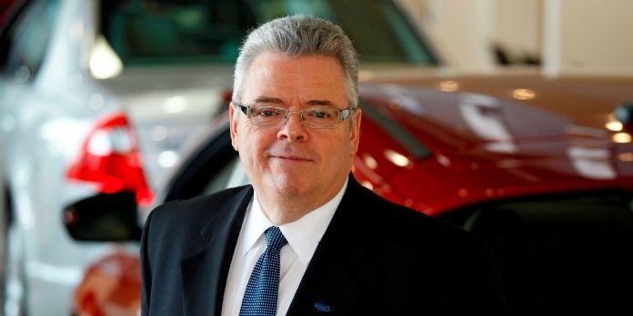Bertrand Lessard prend la tête de Ford France