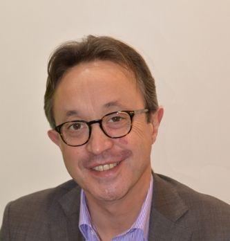 Didier Dugué, directeur commercial de Monceau Assurances