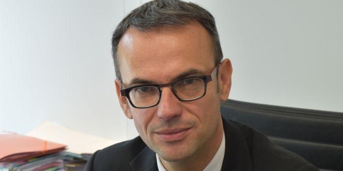Thierry Monnier, directeur commercial de Thélem assurances