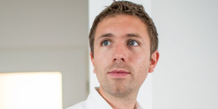 Aurélien Forest, directeur national des ventes d'Oknoplast et AluHaus France