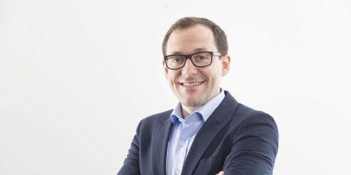 Pierre hamard, directeur national des ventes de Carglass France