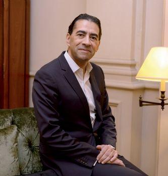 Gérald Karsenti, vice-président en charge des ventes pour la région EMEA de Hewlett Packard Enterprise