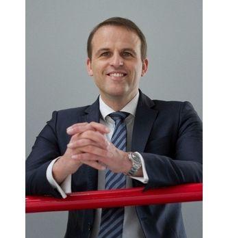 Gilbert den Bekker est nommé directeur marketing and sales de Panalpina France