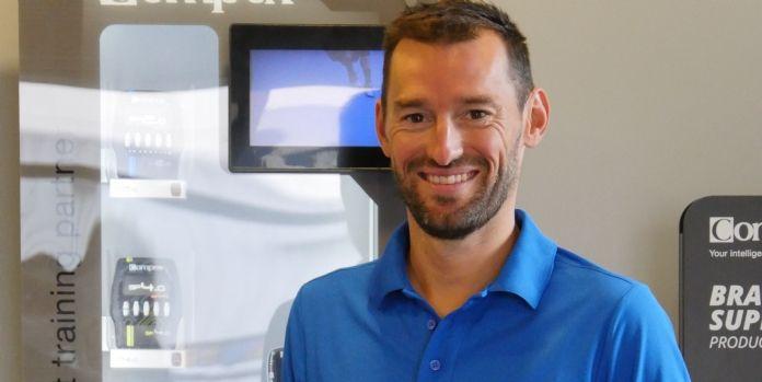 Arnaud Marie, directeur commercial de Compex