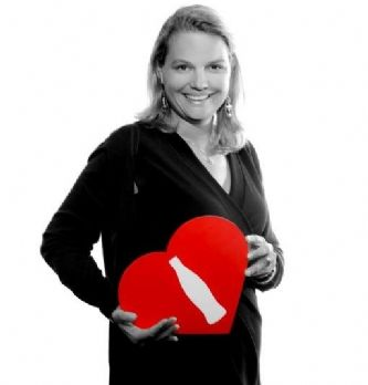 Valentine Laude, directrice commerciale Hors-Domicile de Coca-Cola European Partners France