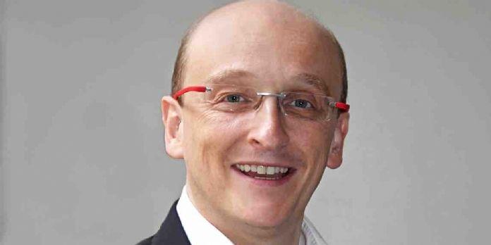 Xavier Grossetête, directeur des ventes indirectes de Jaguar Network