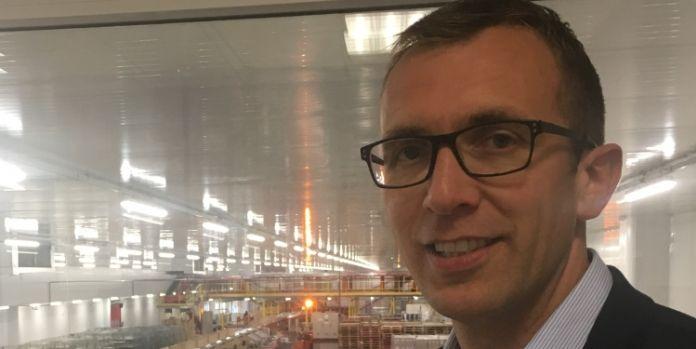 Michaël Vaufrey, directeur commercial adjoint de Toupargel