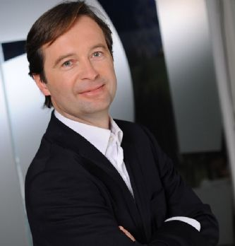 Christophe Parcot, directeur commercial de Solocal Group