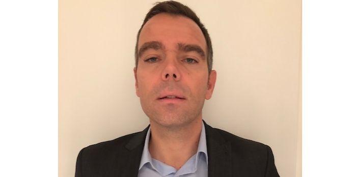 Julien Richard, directeur commercial d'Uhu France