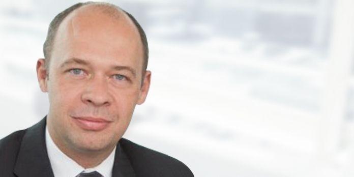 Olivier Mansard, vice-président des ventes monde de Masternaut
